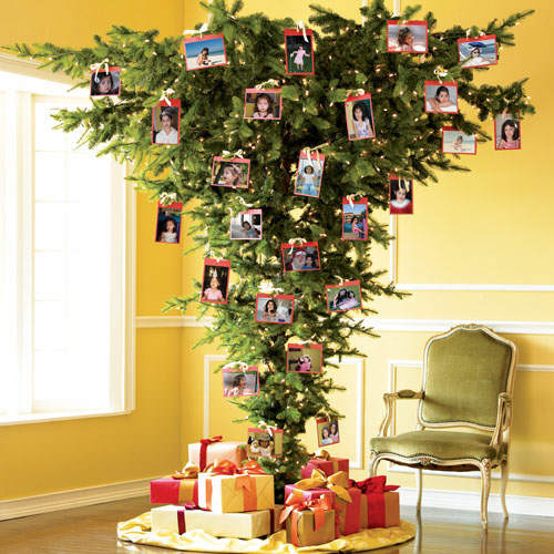 Hanging A Christmas Tree Upside Down Is Growing In Pority As E Saver The Home Or To Give An Edginess Decorating